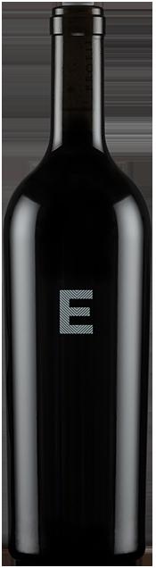 2017 Block E Cabernet Sauvignon Wine Bottle